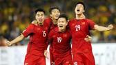 ĐT Việt Nam lên hạng 93 thế giới