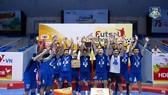 Thái Sơn Nam vừa lập cú đúp vô địch năm 2020