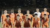 Topenland Bình Định có danh hiệu đầu tiên kể từ ngày thăng hạng. Ảnh: Dũng Phương