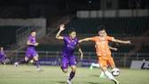 Cuộc đối đầu bất phân thắng bại của hai đội tại giải Tứ hùng hồi đầu mùa