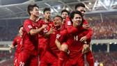 ĐT Việt Nam tiếp tục giữ hạng 93 thế giới