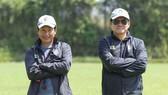 Ông Vũ Tiến Thành và ông Mashiro. Ảnh: SGFC