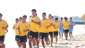 Khánh Hòa FC đặt mục tiêu vào tốp 3 đội đầu bảng