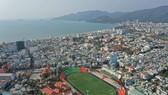Sân Quy Nhơn sẽ kịp tiến độ nâng cấp để tổ chức trận Bình Định - Đà Nẵng ở vòng 4