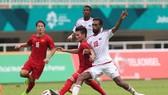 UAE có nhiều ưu thế trong cuộc đua giành ngôi đầu bảng G. Ảnh: DŨNG PHƯƠNG