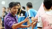 Trọng tài Trương Quốc Dũng hy vọng sẽ tiếp tục góp mặt tại VCK World Cup