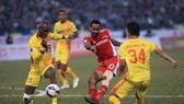 Pedro chưa thể hiện được mình  qua 2 trận đầu tiên ở Viettel. Ảnh: VPF