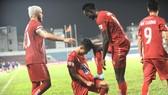 CLB Hải Phòng đang dẫn đầu bảng xếp hạng sau 2 vòng đấu. Ảnh: MINH HOÀNG