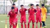 U18 Việt Nam chuẩn bị cho đợt tập trung đầu tiên trong năm nay