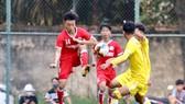 PVF và SLNA cùng vào Tứ kết sau trận hòa 0-0