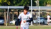 Danh Trung đang là cầu thủ nhiều triển vọng của Viettel