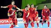 Futsal Việt Nam đặt mục tiêu tham dự VCK World Cup 2021