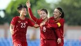 ĐT nữ Việt Nam tăng 1 bậc trên bảng xếp hạng