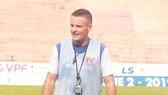 Cựu trợ lý của HLV Philippe Troussier ở VPF gia nhập VFF