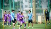 Đội U23 Việt Nam đang khẳng định vị thế ở đấu trường châu lục