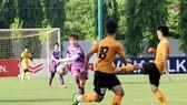 Đội tuyển nữ Việt Nam vẫn chưa thể thắng đồng nghiệp U15 futsal