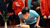 Nguyễn Văn Hiếu có kỳ kỷ niệm sinh nhật đáng nhớ