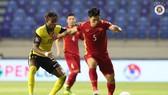 Văn Hậu được đánh giá là chốt chặn an toàn ở hành lang trái đội tuyển Việt Nam