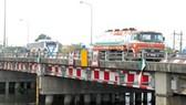 Cầu Rạch Chiếc: Tải trọng đã đạt 30 tấn