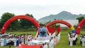 Ninh Thuận: Ngày hội thể thao các dân tộc thiểu số toàn quốc lần thứ VI