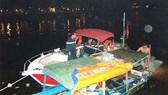 TPHCM: Hai em nhỏ chết đuối dưới bờ kênh Thanh Đa