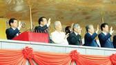 Diễu binh, diễu hành mừng Đại lễ 1.000 năm Thăng Long - Hà Nội: Hoành tráng, xúc động