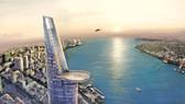 """Cuối tháng 10-2010, """"tòa nhà biểu tượng"""" Bitexco Financial Tower đi vào hoạt động"""