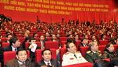 Công bố danh sách Ban Chấp hành Trung ương Đảng khóa XI