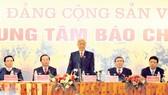 Tổng Bí thư Nguyễn Phú Trọng: Ưu tiên vào 3 đột phá gồm hạ tầng cơ sở, nguồn nhân lực và thể chế