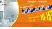 Bathpro với chương trình khuyến mãi đặc biệt
