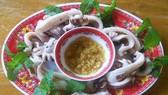 Various ways to enjoy cuttlefish