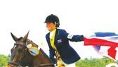 Nina Ligon- nữ kỵ sĩ xinh đẹp