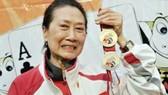 76 tuổi, vẫn… giành Huy chương Bạc