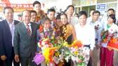 Đà Nẵng: Đưa kình ngư Hoàng Quý Phước sang Mỹ tập huấn