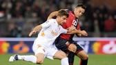 Trận đá muộn vòng 28, Roma (6) - Genoa (13): Quyền lực Olimpico