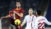 AC Milan (1) - AS Roma (6): Thách thức nhà vô địch