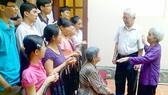 Học bổng Nguyễn Văn Hưởng - Điểm tựa đối với sinh viên nghèo