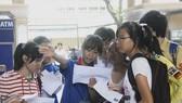 75,30% thí sinh đến làm thủ tục dự thi ĐH-CĐ đợt 2
