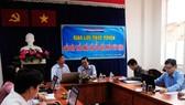 Giao lưu trực tuyến về cấp phép xây dựng trên địa bàn TPHCM