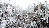 Quân khu 9 Phối hợp với các cánh quân tiến vào Sài Gòn