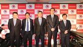 Honda Việt Nam tiếp tục tài trợ VFF