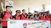 SCG Muangthong United đến TPHCM