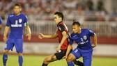 Becamex Bình Dương thắng SCG Muangthong Utd 2 - 1