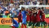 Pháp thua vì... không có Ronaldo?!