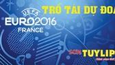 Công bố Kết quả Dự đoán EURO 2016