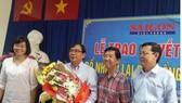 Đồng chí Lê Tiền Tuyến được bổ nhiệm lại chức vụ Phó Tổng biên tập Báo SGGP