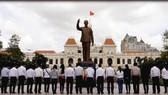 TPHCM yên bình ngày Tết Độc lập
