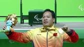 Lê Văn Công đoạt HCV lịch sử cho thể thao người khuyết tật Việt Nam