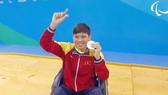 Thanh Tùng, Ngọc Hùng tiếp tục giành huy chương Paralympic