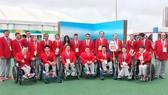 Đoàn Paralympic Việt Nam về nước ngày 21-9